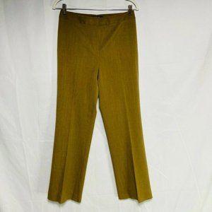 Lafayette 148 New York Womens Straight Leg Pants B